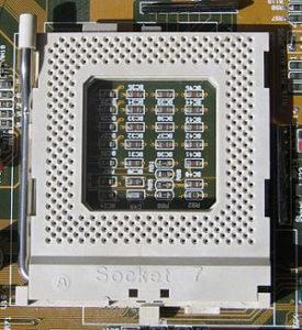 PGA CPU Socket